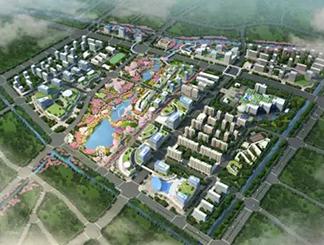 丁兰智慧小镇引入科技产业园
