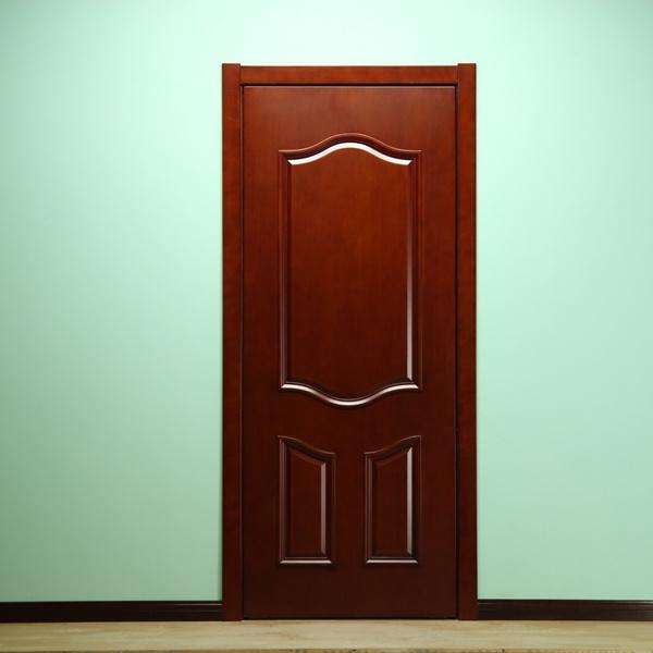一亩地木门a190138烤漆门实木复合室内门包安装
