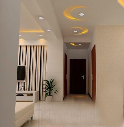 门厅过道装修与风水——光线
