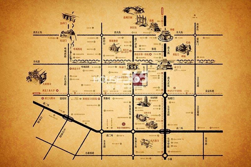 西安邮电大学 数字电路课程设计报告书 ——交通灯控制器