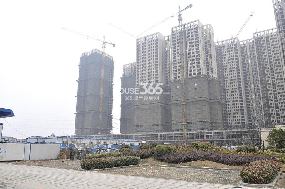 东方万汇城实景图(2.03)