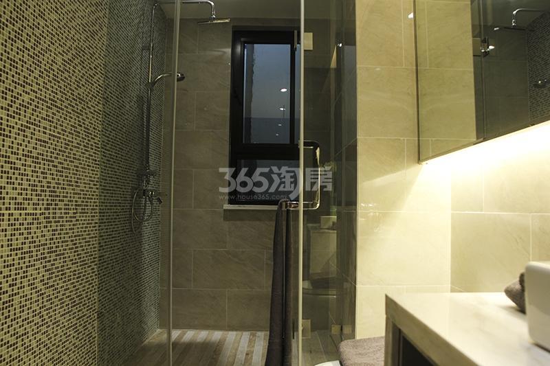 苏宁悦城三期121平样板间卫浴