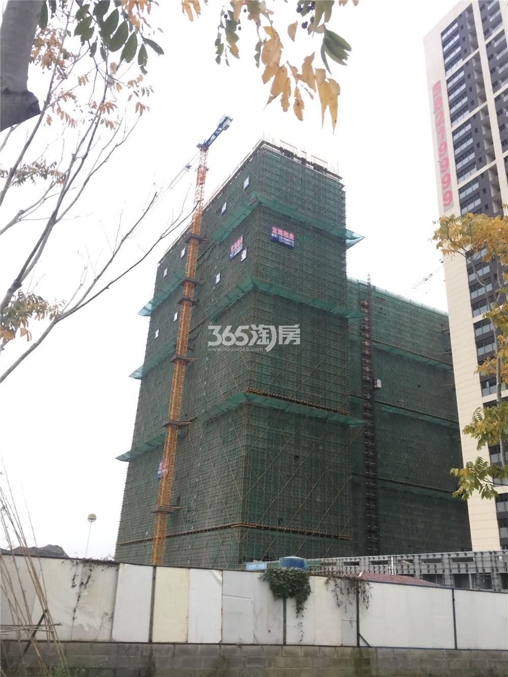 东方万汇城实景图(12.19)