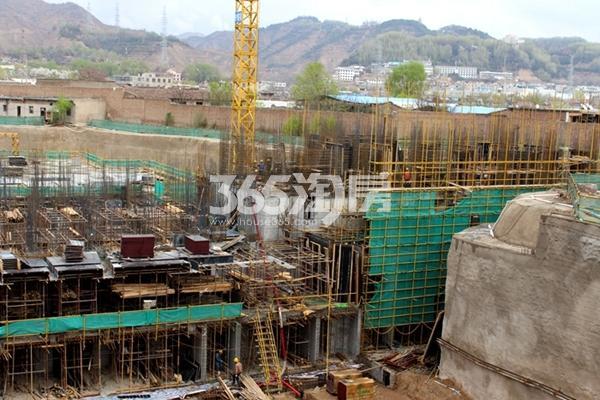扶正・太和上城实景图(4.15)
