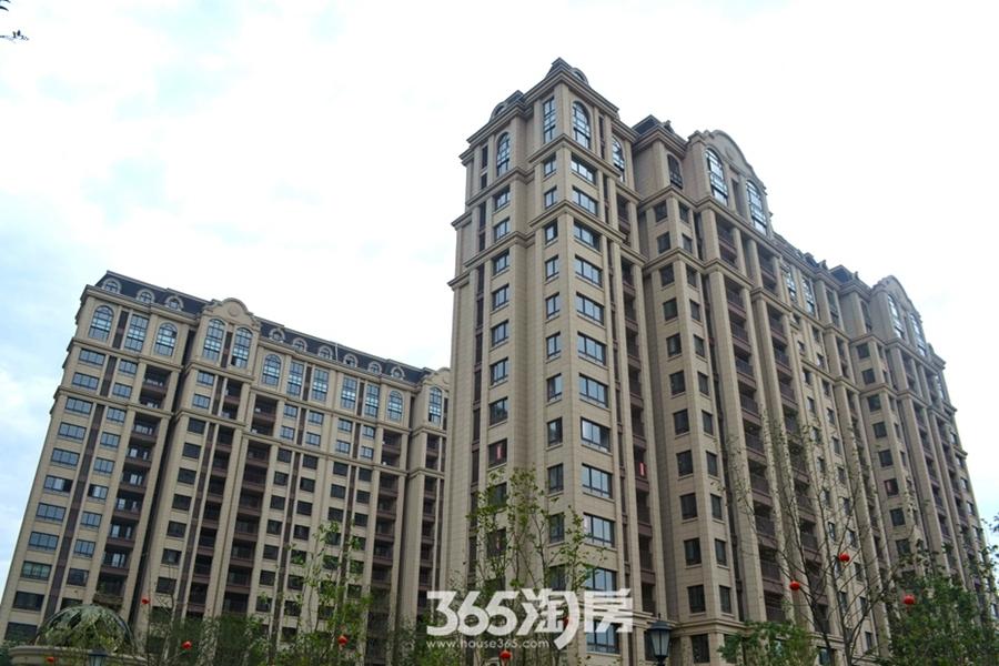 新华联梦想城外立面实景(2017.7摄)
