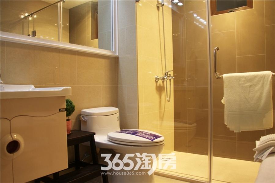 新华联梦想城89平样板间—卫浴