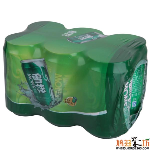 啤酒 清爽 330ml 雪花 六连/雪花啤酒(6听装)