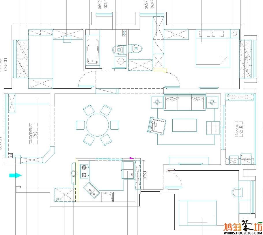 电路 电路图 电子 户型 户型图 平面图 原理图 911_814
