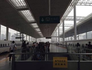 """无锡火车站""""五一""""小长假旅客运输方案出台"""